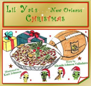 New Orleans Books Yats Nola Children