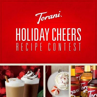 contest recipe torani shespeaks