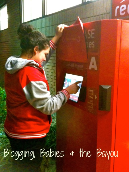 Redbox Walgreens CBias