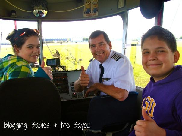 Family pilot pic