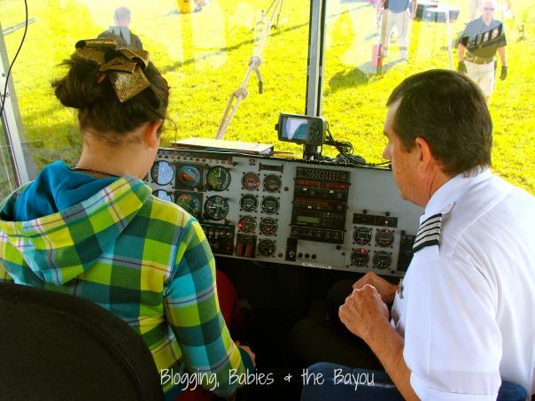 Sarah & Pilot
