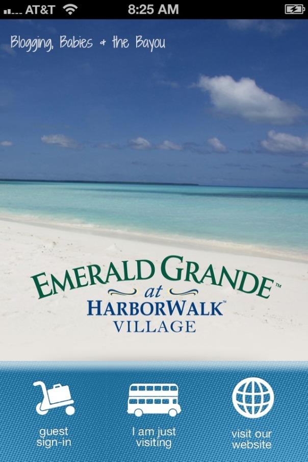 Emerald Grande App Iphone