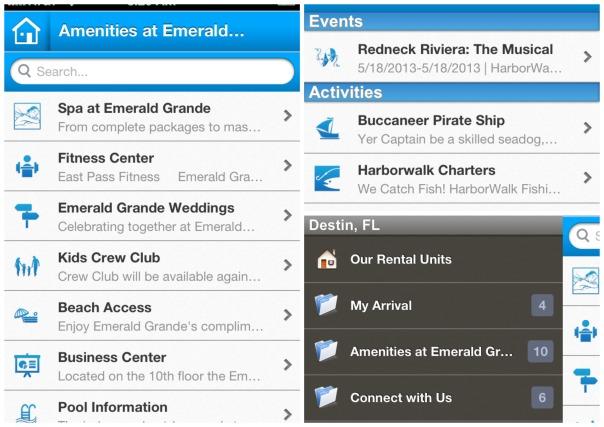 emerald grande app