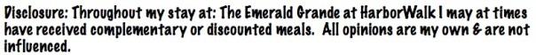Emerald Grande #InDestin