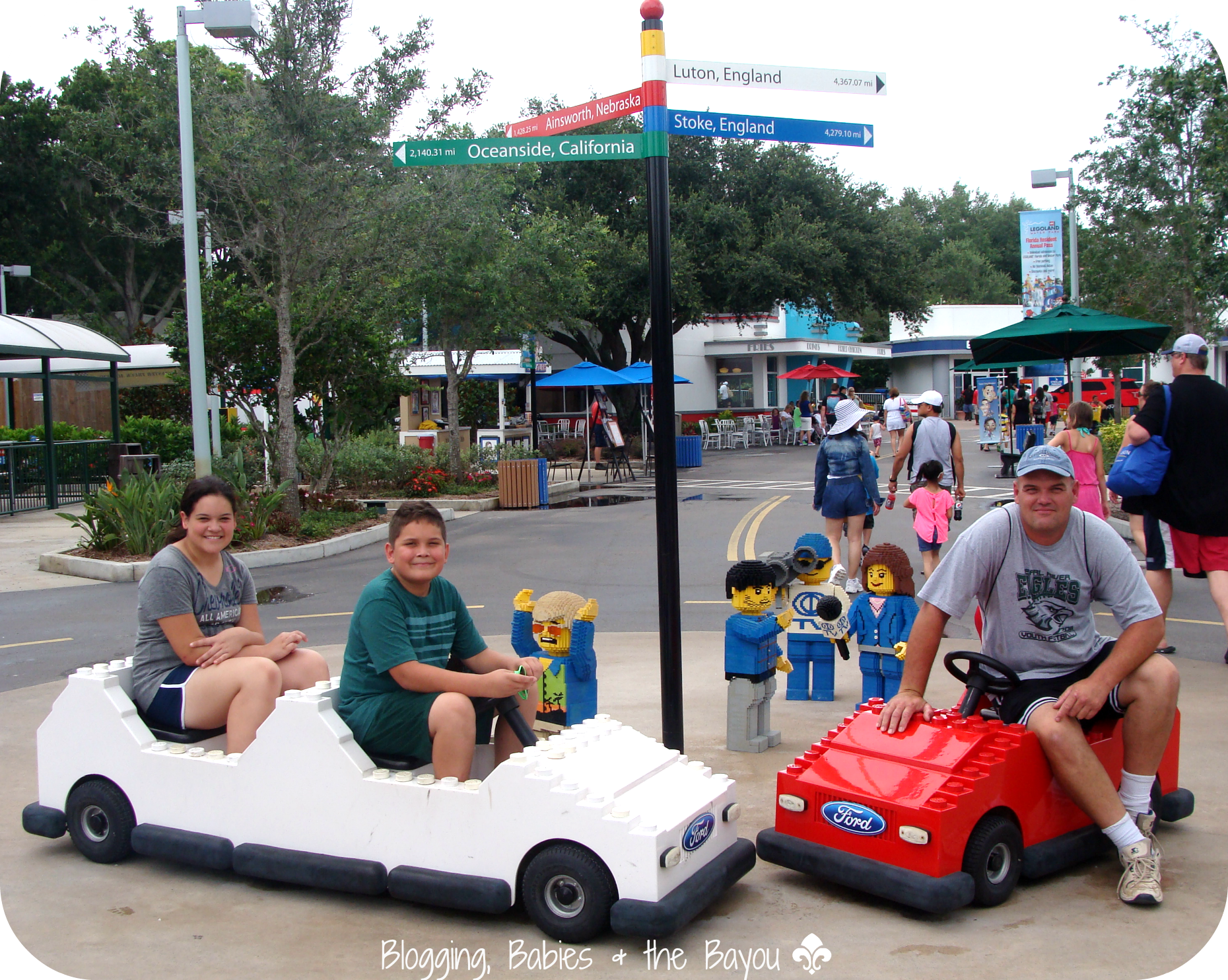 LEGOLAND ORLANDO Family Attractions
