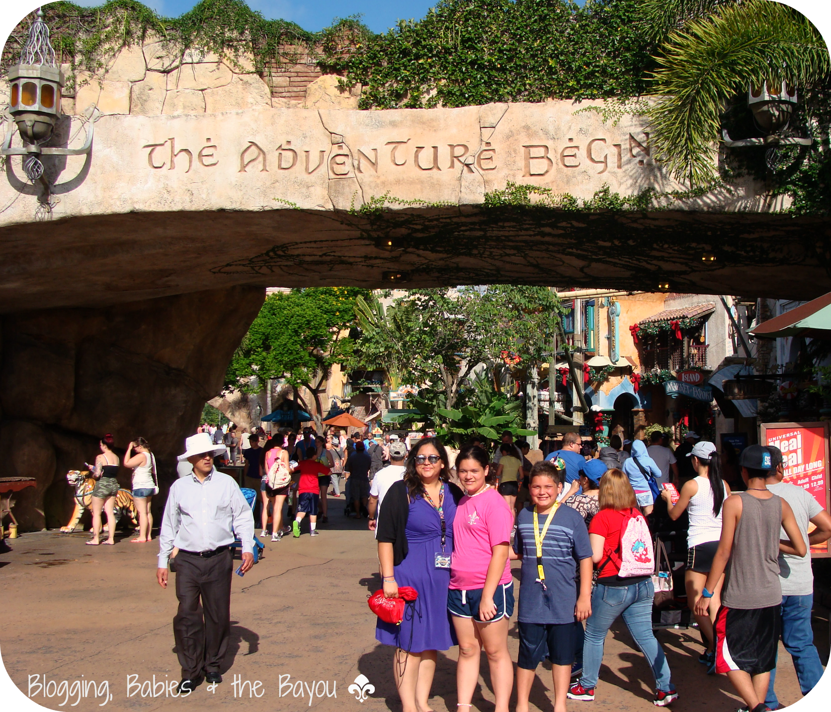 Universal Studios Islands of Adventure #VisitOrlando