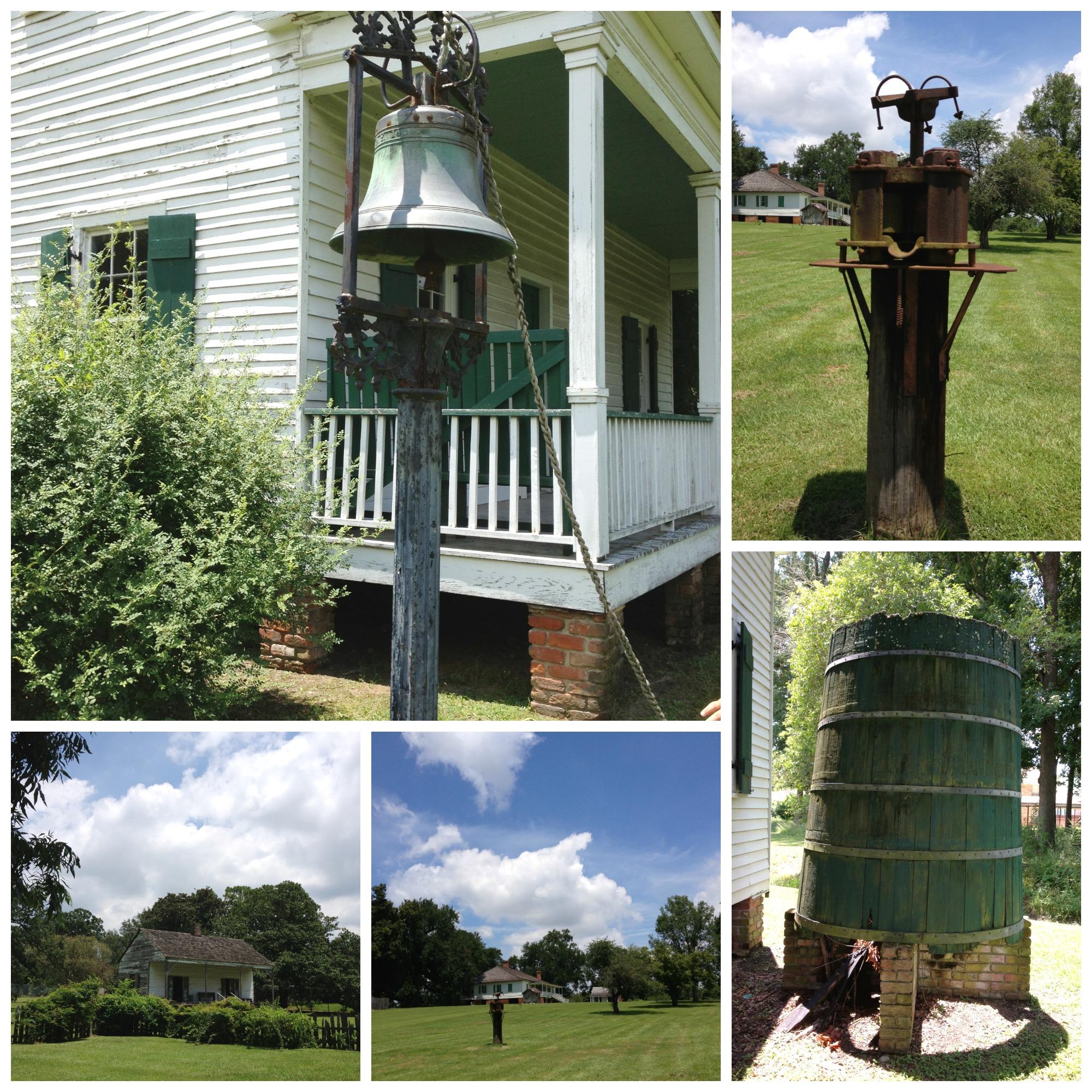 Baton Rouge Attractions BREC Magnolia Mound Plantation