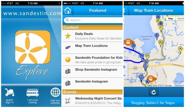 Sandestin Vacation Planning