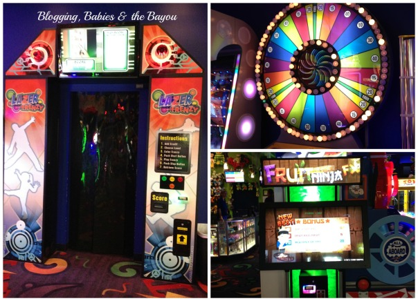 Arcade Fun at Blast