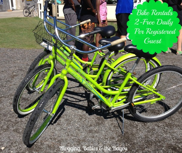Free Bike Rentals Destin Beach