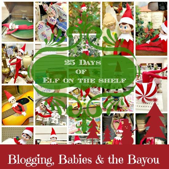 25 Days of Elf on the Shelf