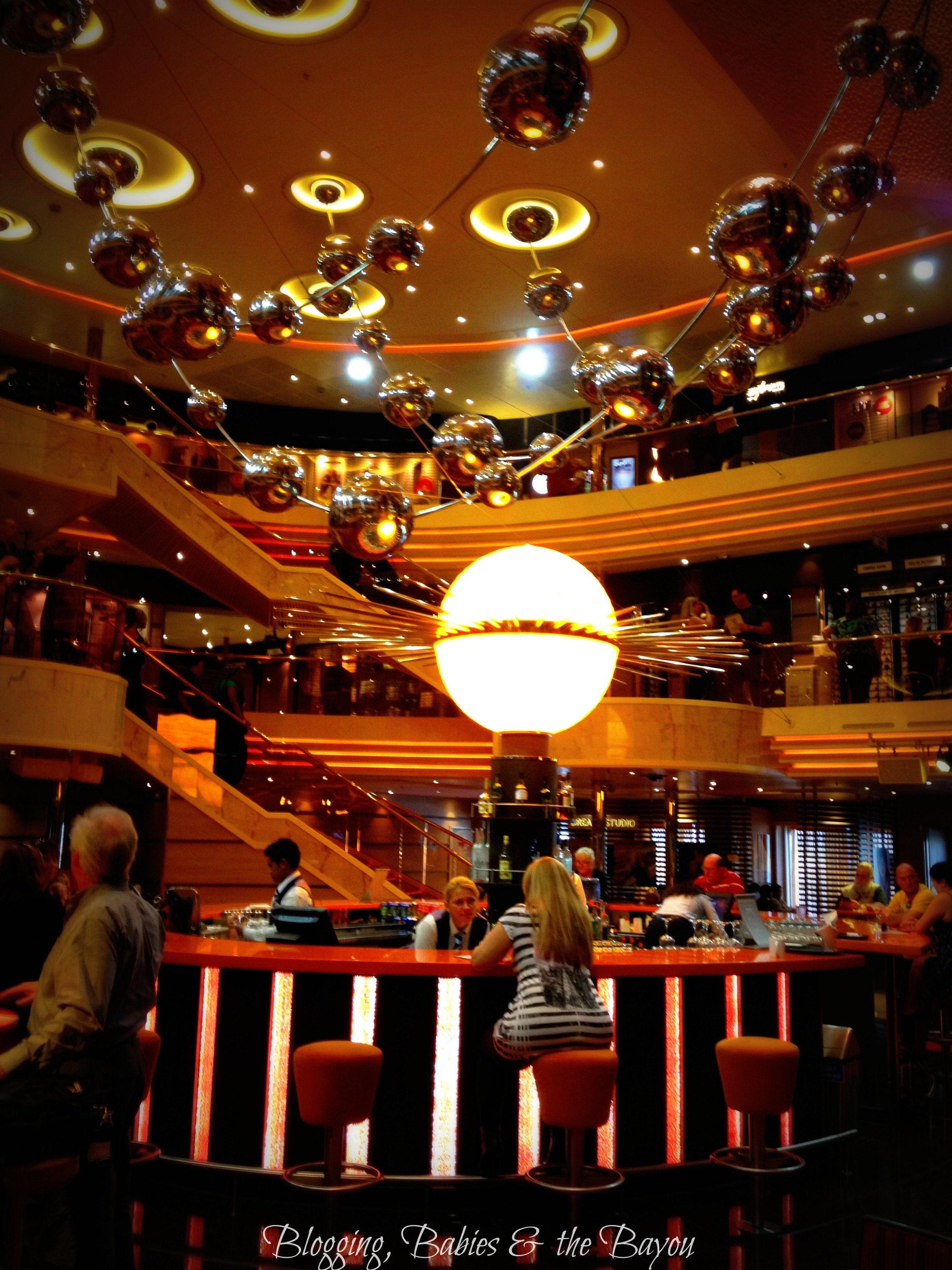Carnival Cruise Sunshine #SunshineNOLA Cruise Ship