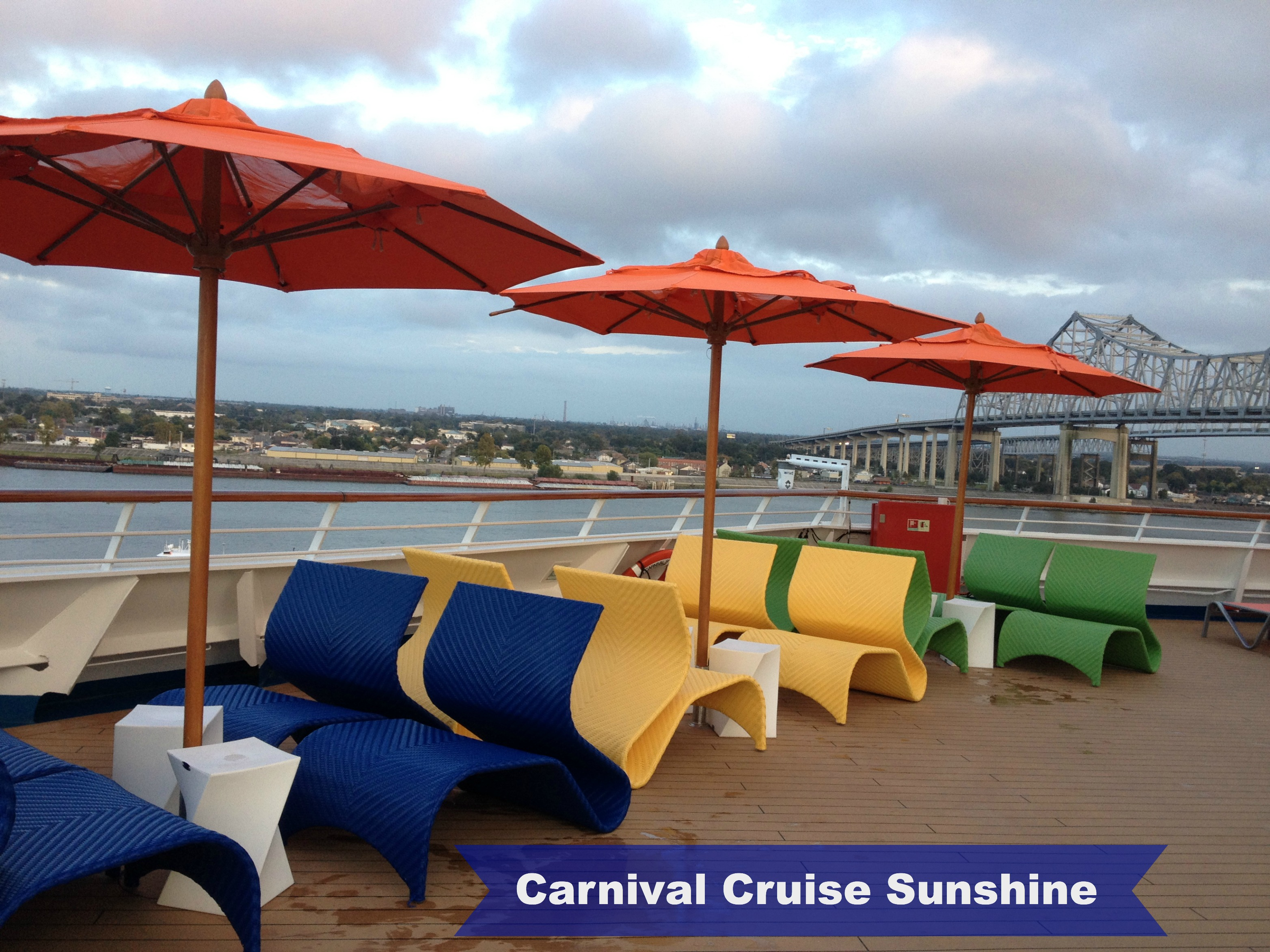 Carnival Cruise Sunshine