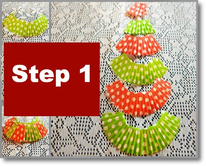 Step 1 DIY Christmas Cards