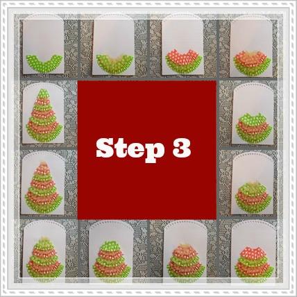 Step 3 Christmas Cards