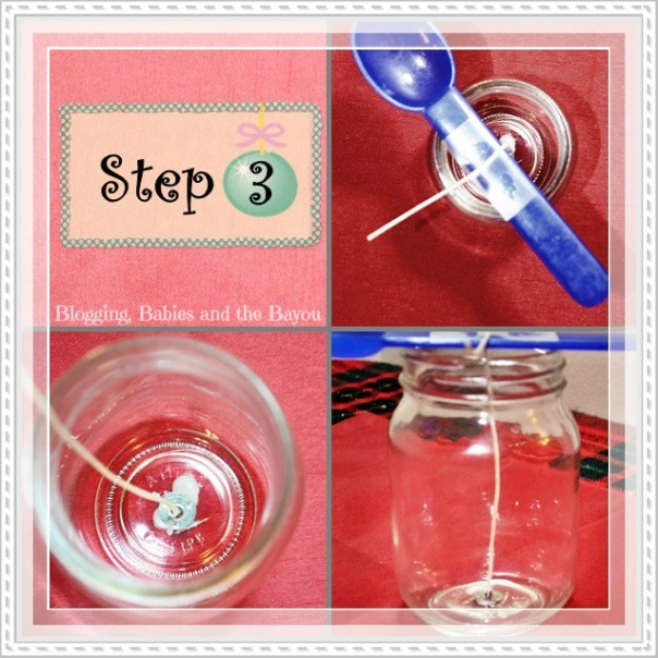 Step 3 DIY Scented Candle Gift