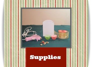 Supplies DIY Christmas Cards