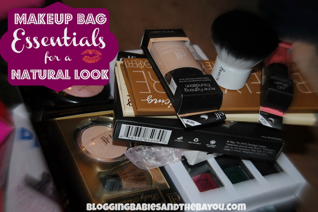 Beauty Must-Haves Makeup Bag Essentials for a Natural Look