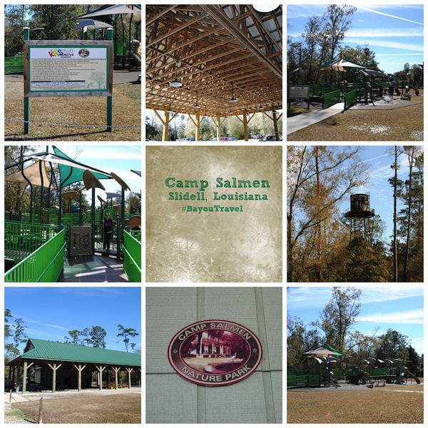 Free Family Fun on the Northshore of New Orleans - Camp Salmen Nature Park Slidell, Louisiana #BayouTravel