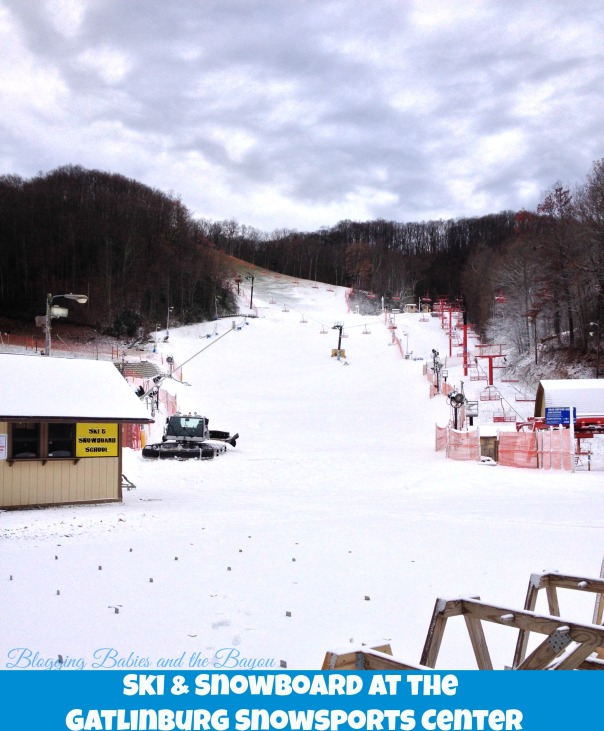 Ski & Snowboard at the Ober Gatlinburg #BayouTravel