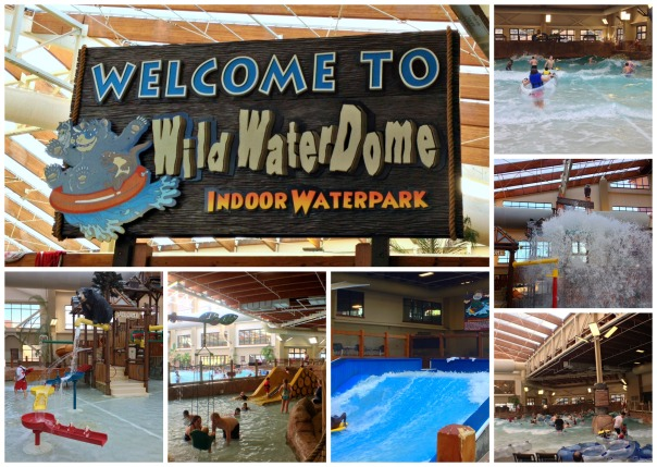 Wilderness is home to the Wild WaterDome - Tennessee's Largest Indoor Waterpark