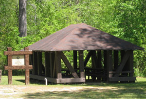 Chickasaw State Park - Albama State Park #BayouTravel
